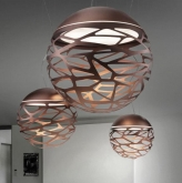 Подвесной светильник STUDIO ITALIA DESIGN Kelly  Kelly Sphere