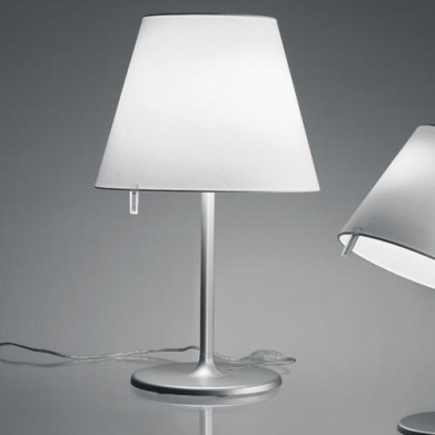 Настольная лампа Artemide Melampo table - Alluminium, 0315010A